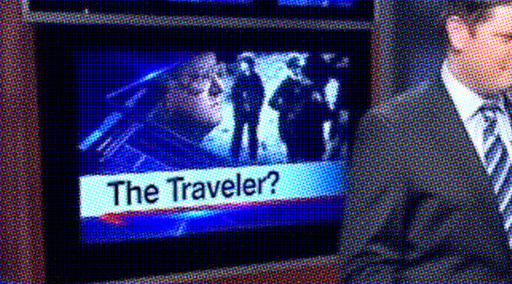 Who is This Traveler?